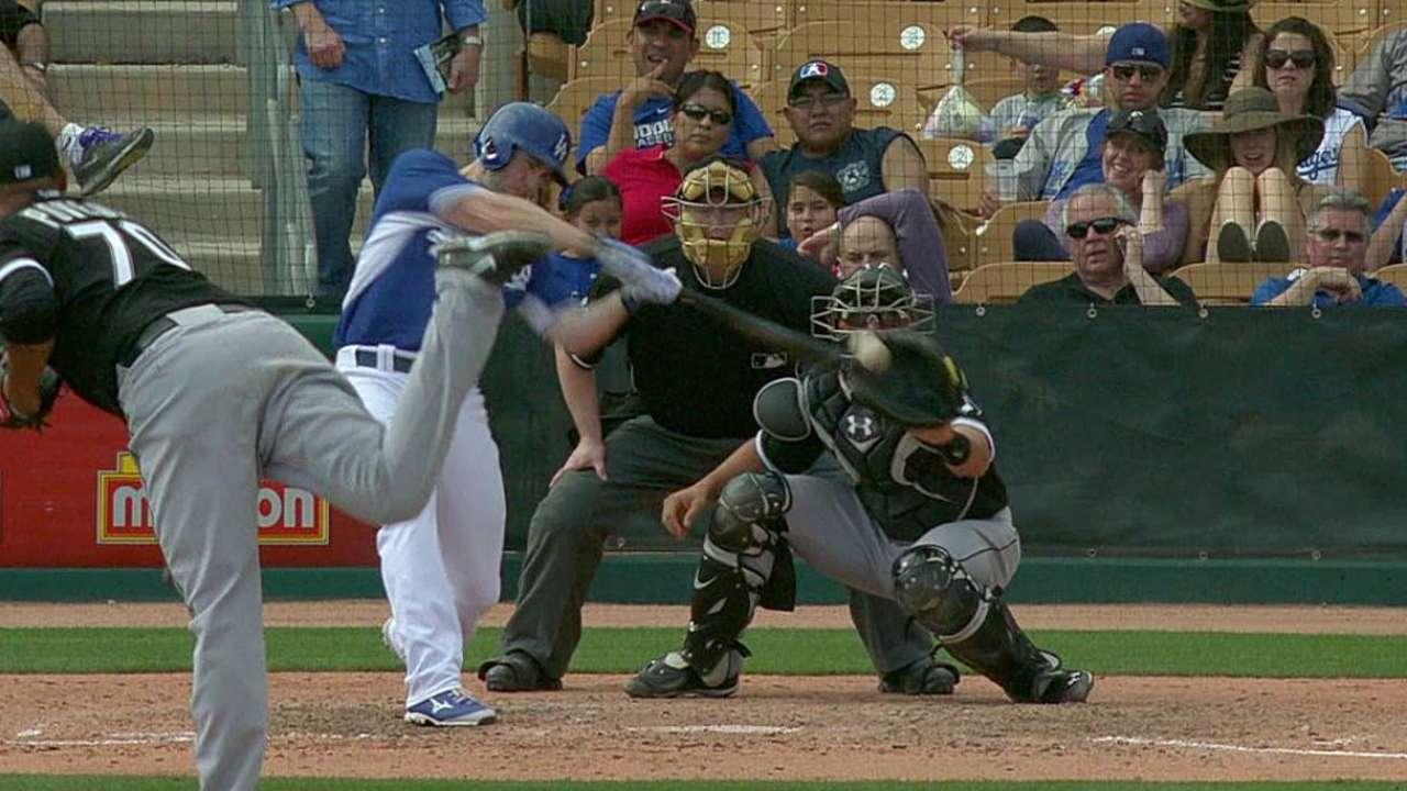Ryu domina y Dodgers blanquean a Medias Blancas