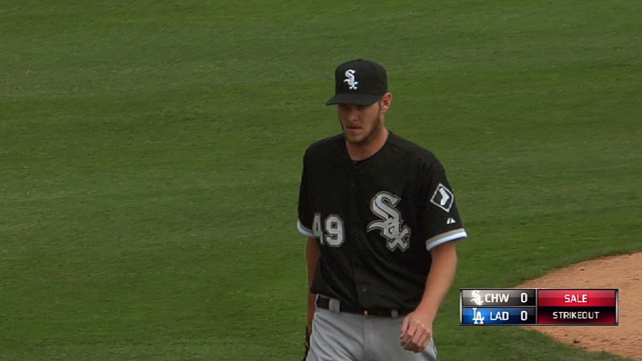 Sale not 'as jittery as normal' in spring debut