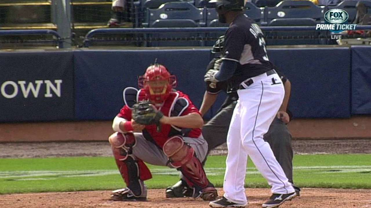 Wilson racks up K's, allows three runs against Mariners