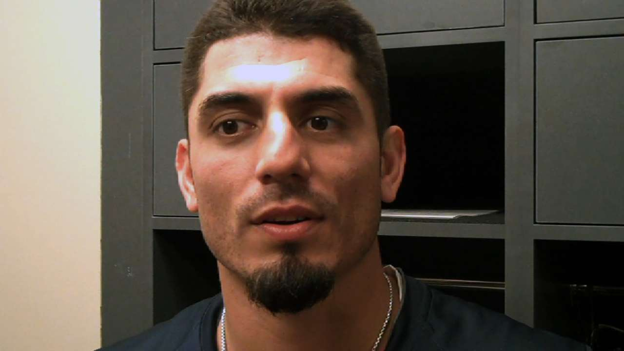 Roenicke: No worries about Garza
