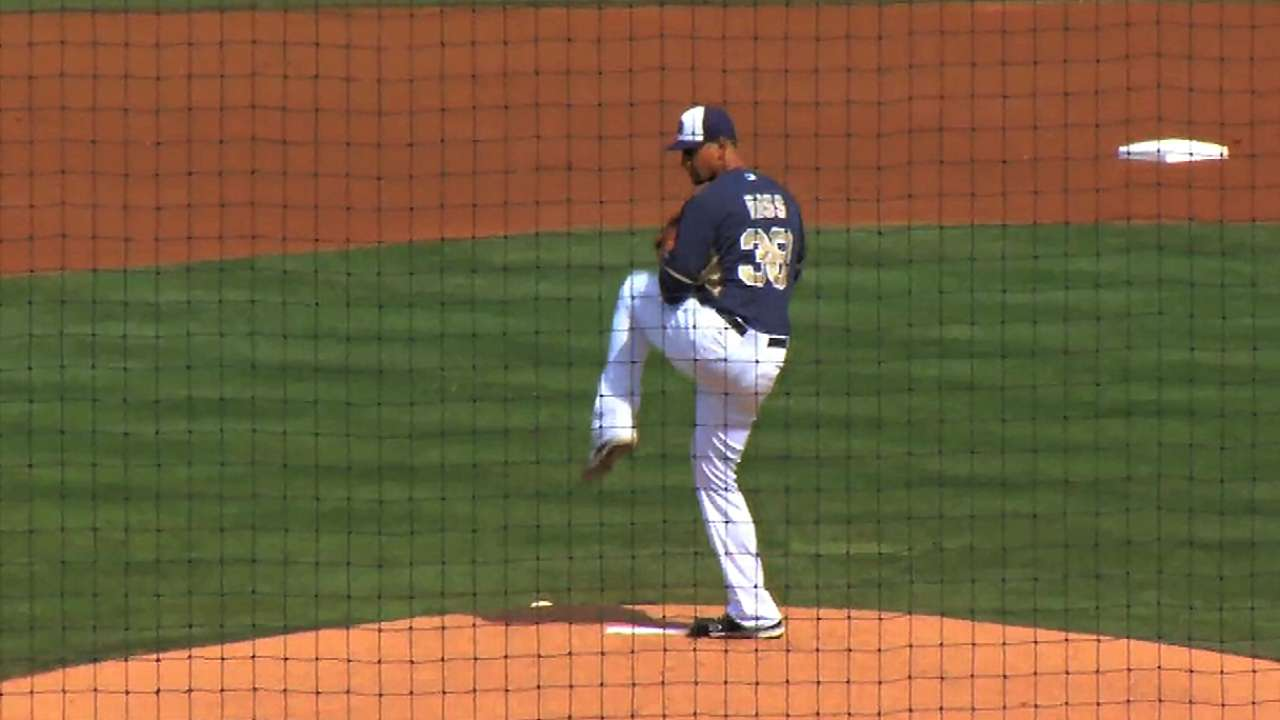 Host of prospects hoping to make mark this spring