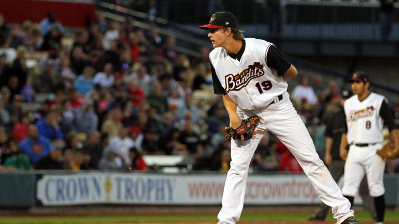 Astros prospect Hader leads combined no-no