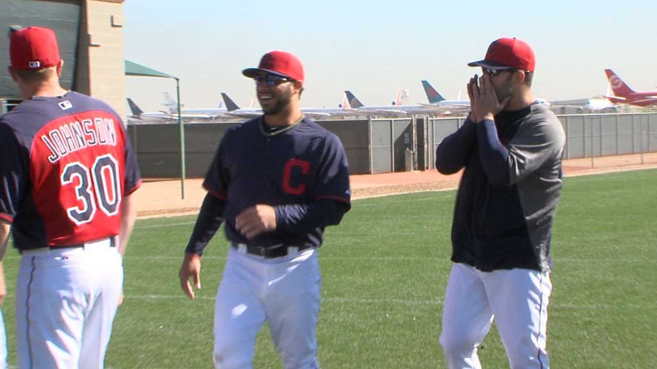 Tribe leaning on experience for return trip to playoffs