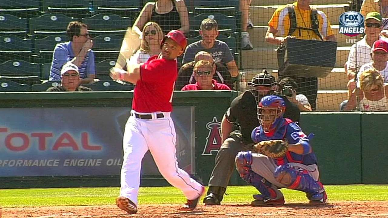 Ibanez homers off Darvish in victory over Rangers