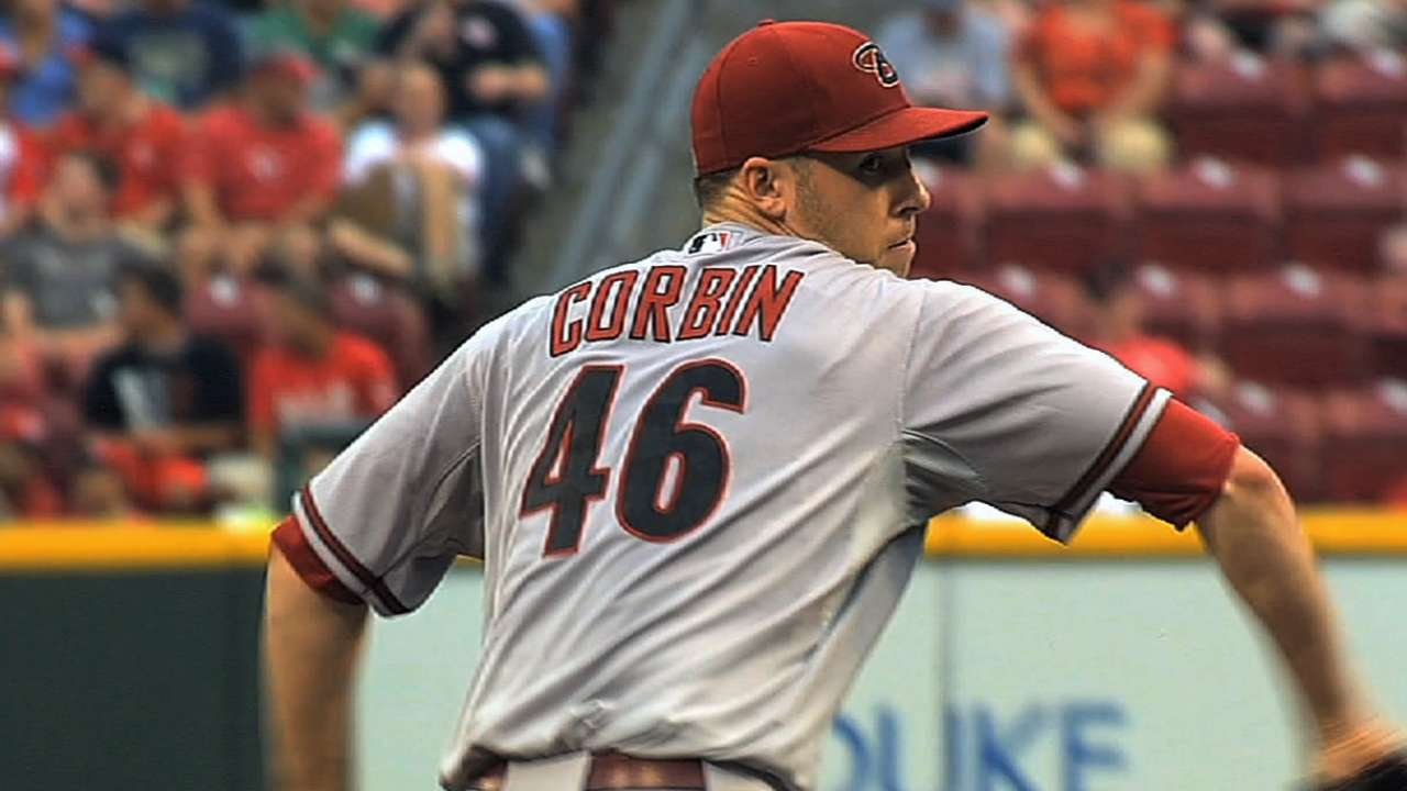 Delgado gives D-backs flexibility with pitching staff