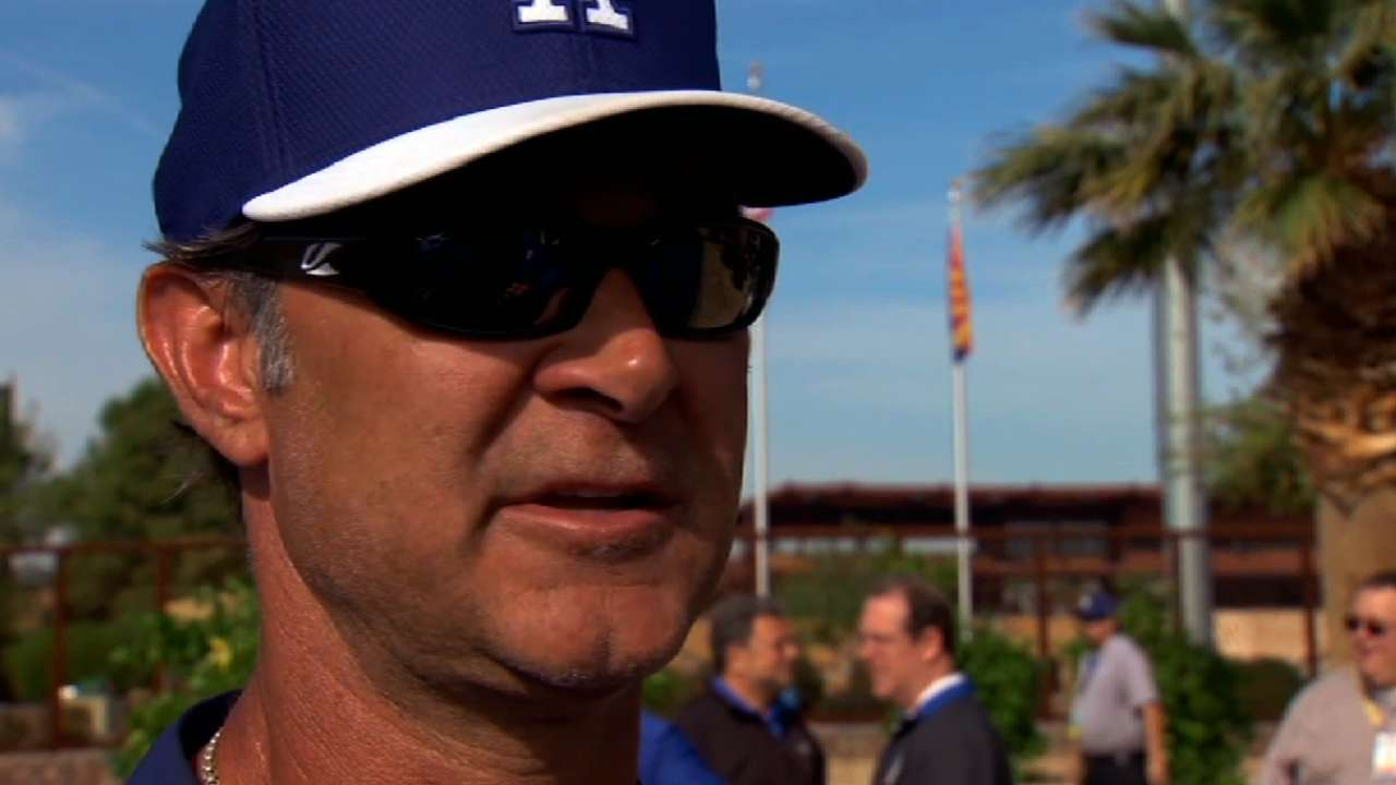 Blue grit: For Mattingly, toughness breeds success