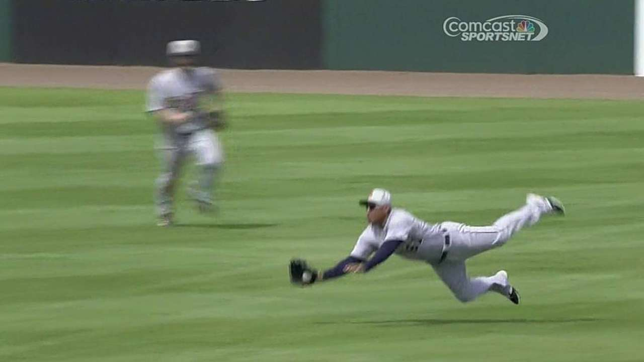 Search is on to replace Dirks in outfield