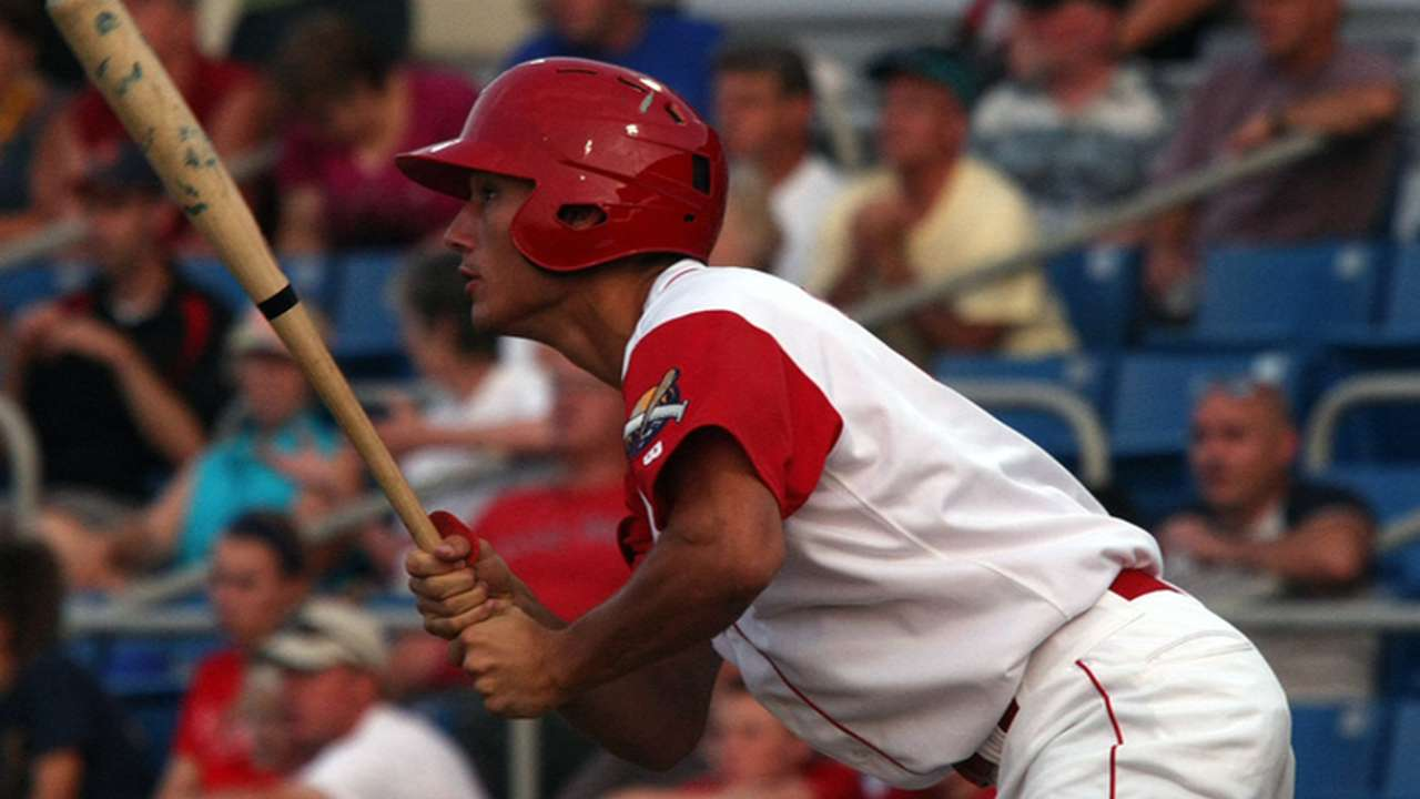 Phillies Minor League Review, May 25-31