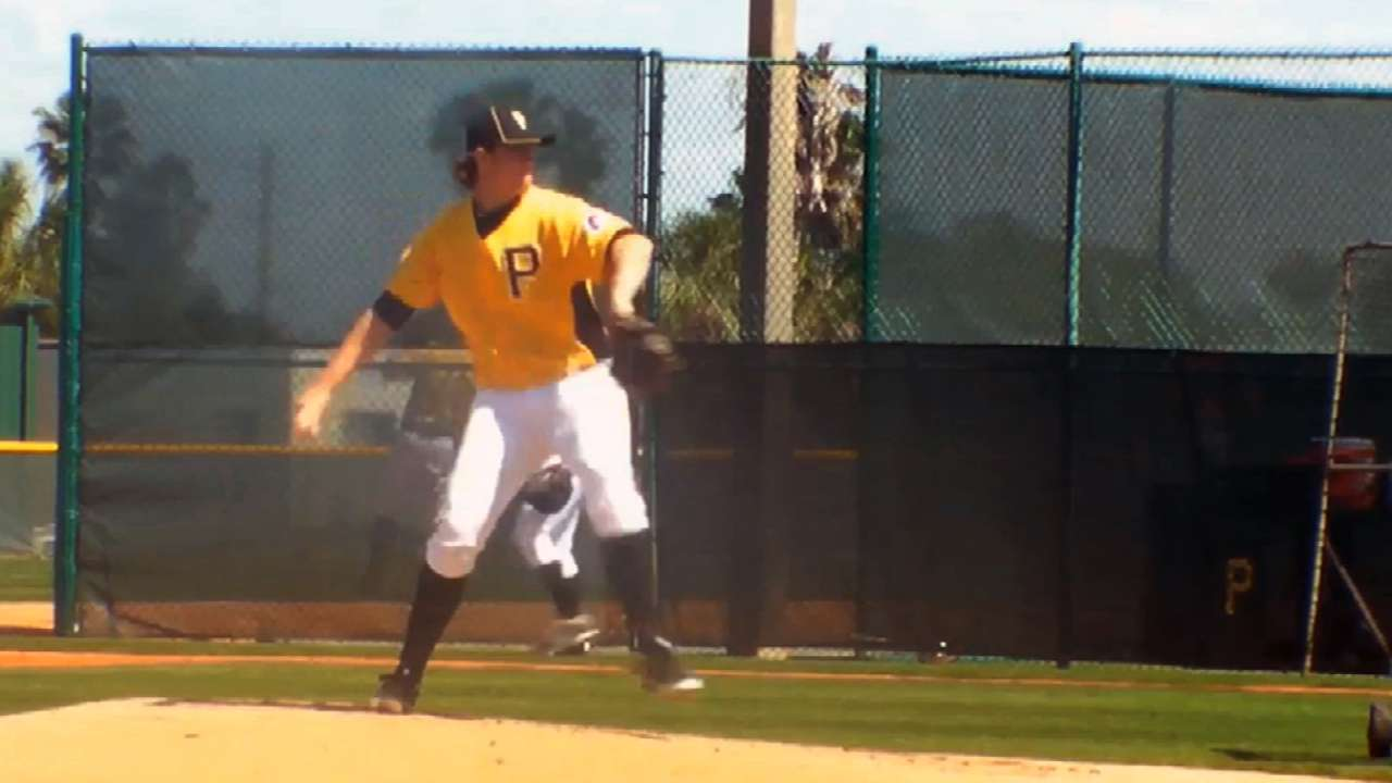 New crop of prospects taking center stage for Bucs