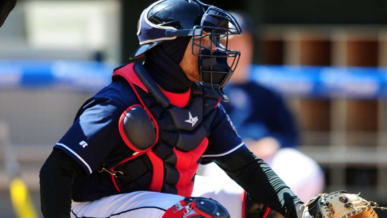 Jimenez vying for batting title in winter ball