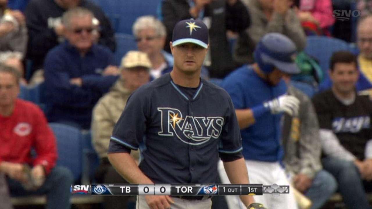 Cobb luce bien en victoria vs. Azulejos