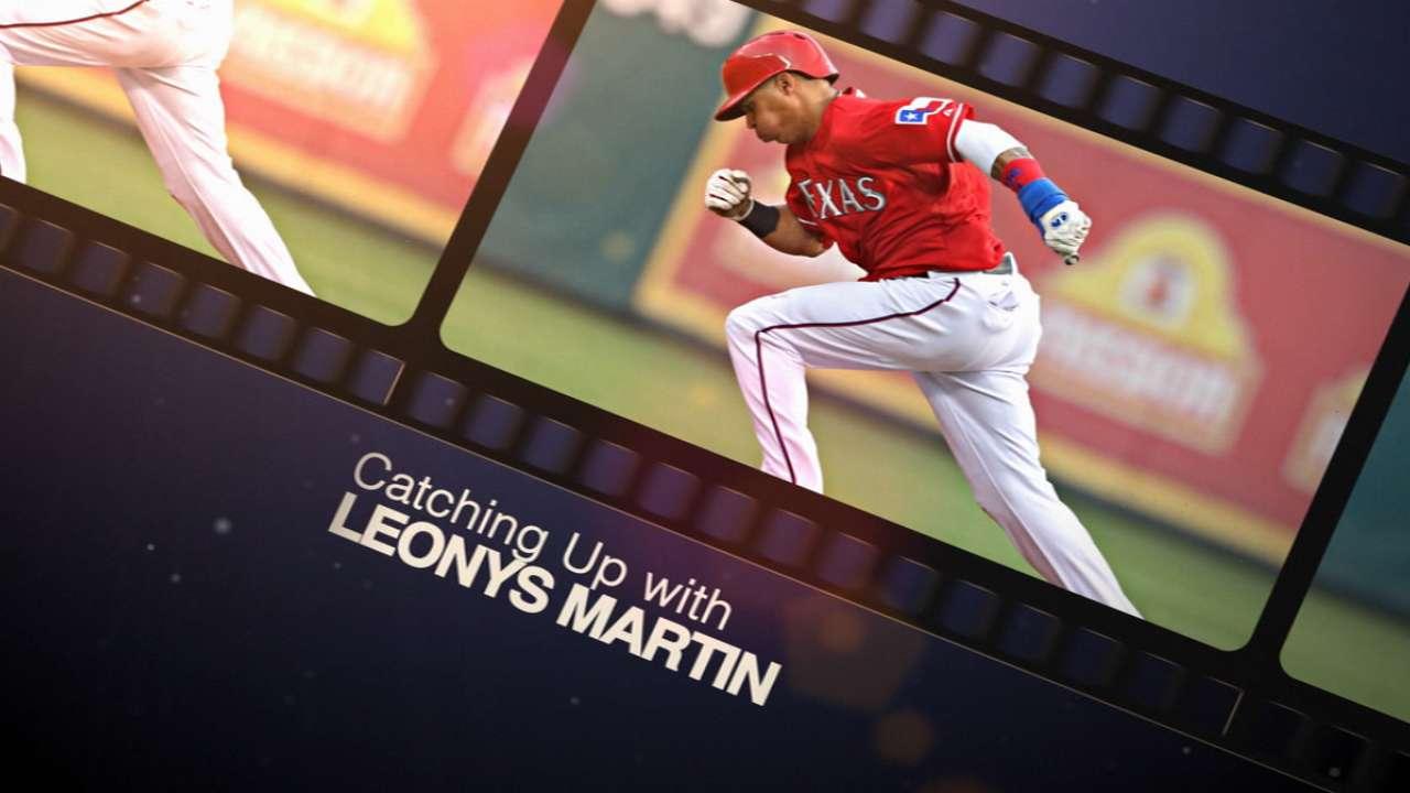 Martin, Beltre get extra work