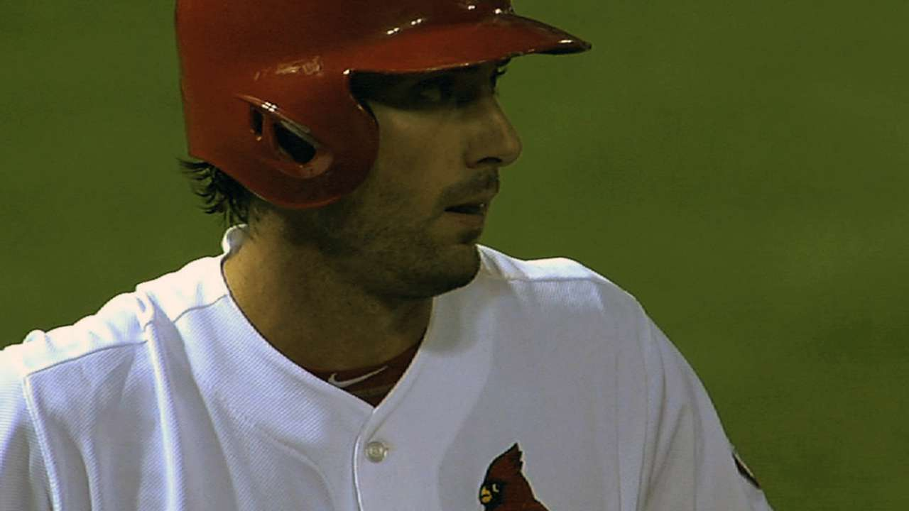 Carpenter happy to be part of Cards' long-term core