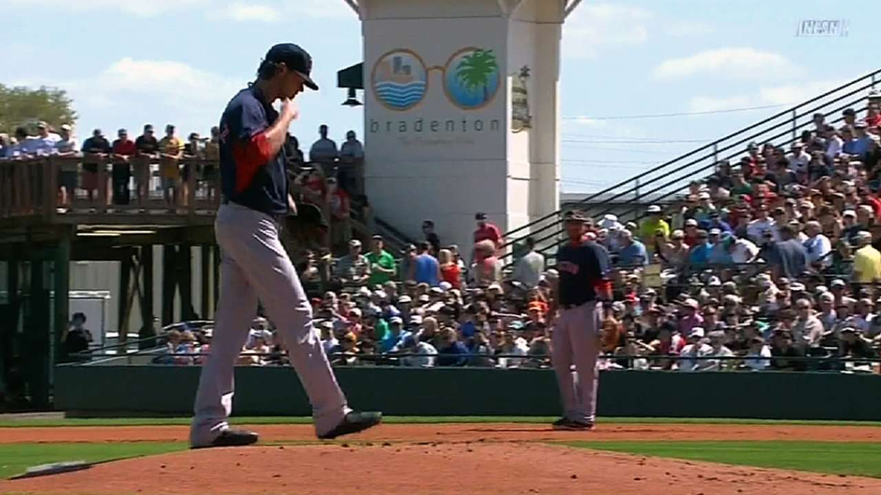Buchholz pleased with second spring start