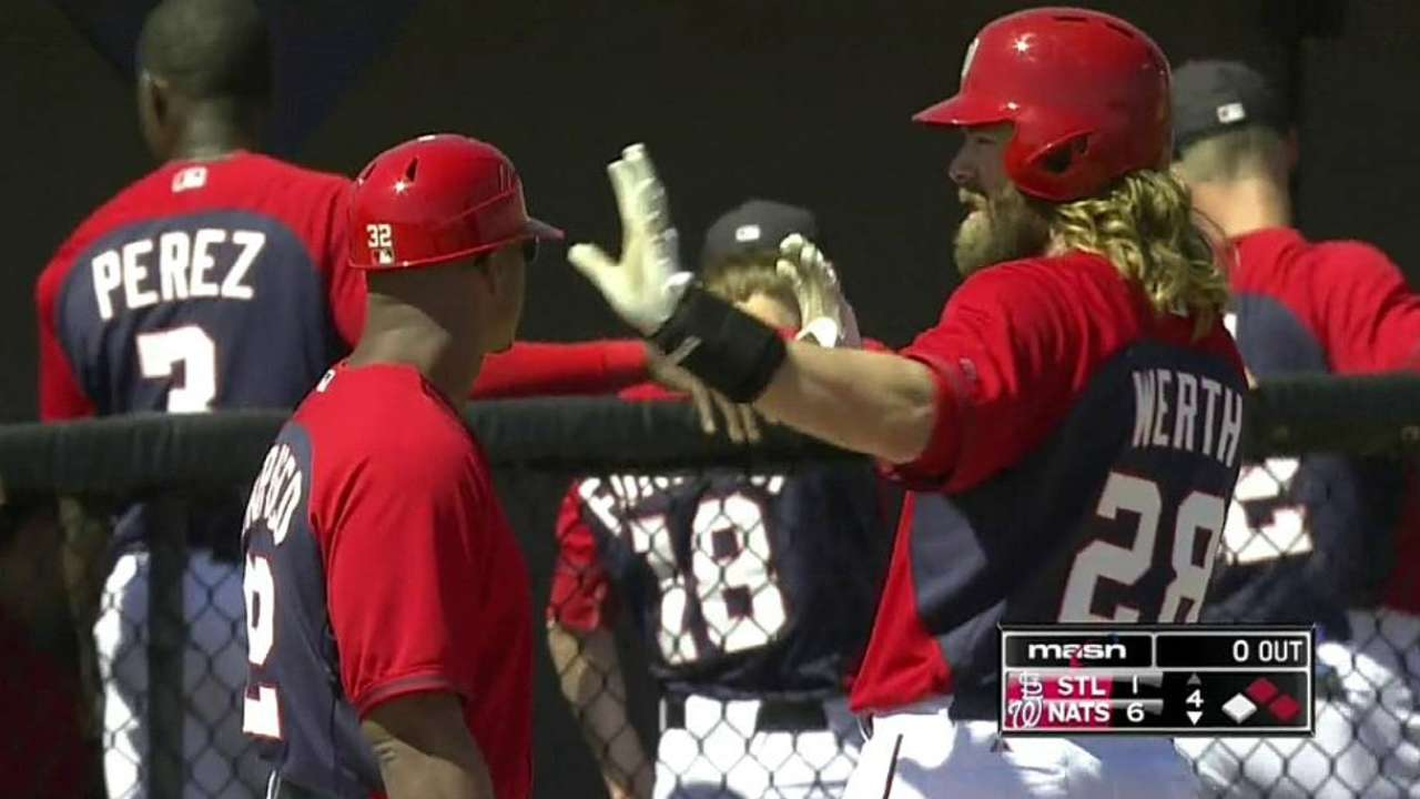 Werth: Opening Day is 'like a holiday'