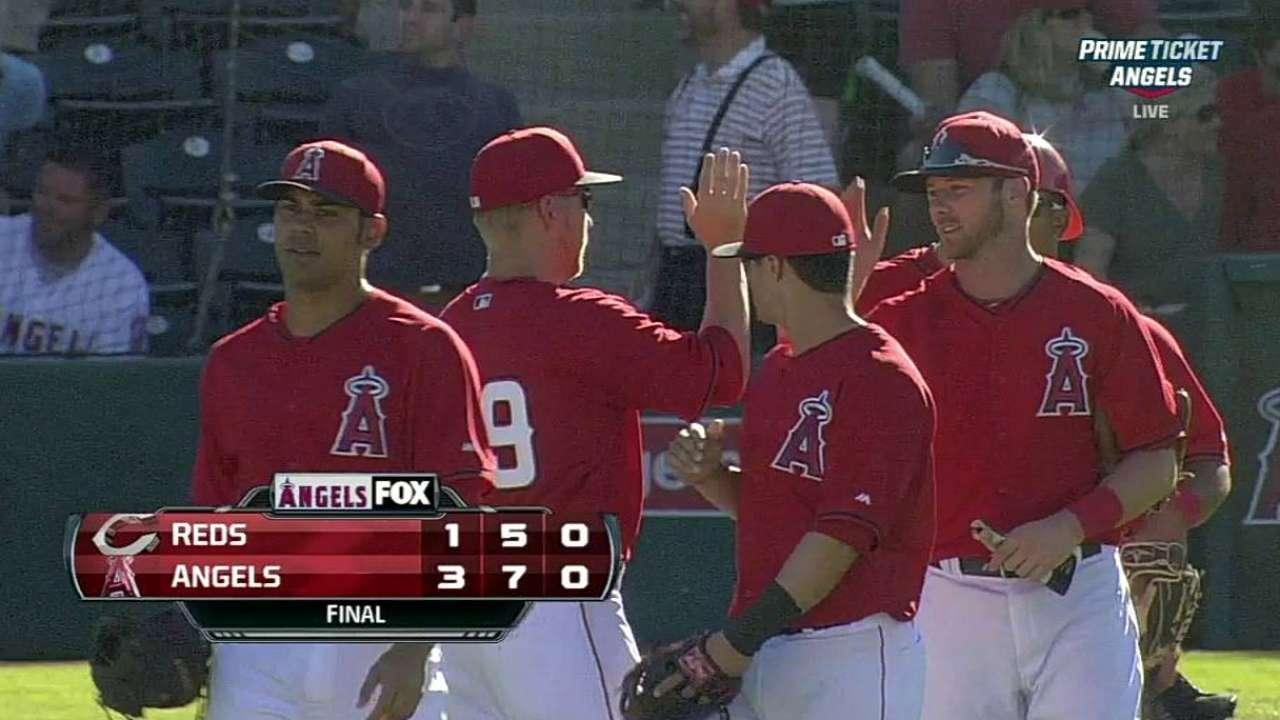 Scioscia hopes to keep Roth in organization