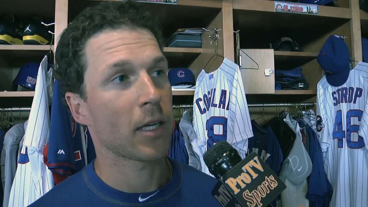 Coghlan made early Cubs connection with Dawson