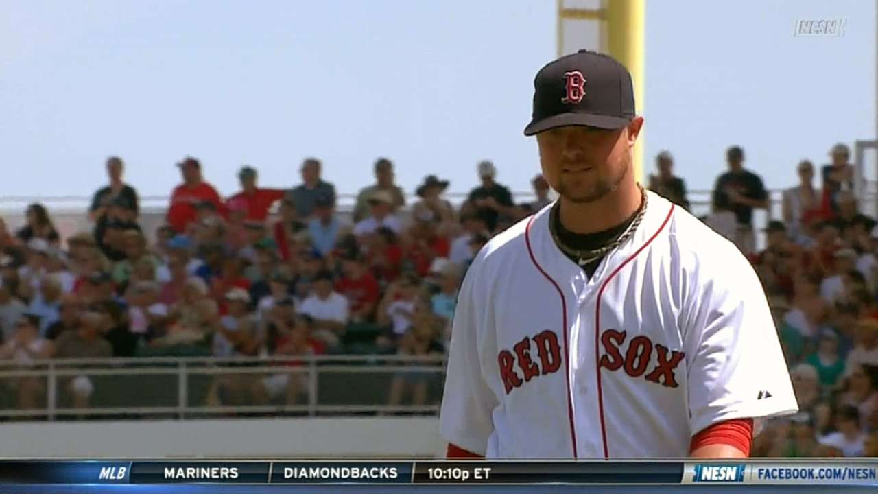 Lester lined up for fourth straight Opening Day start