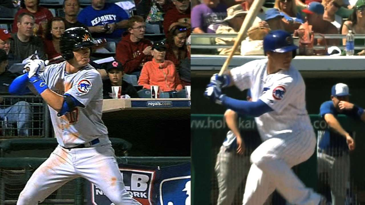 Pipeline Perspectives: Bryant will outhomer Baez