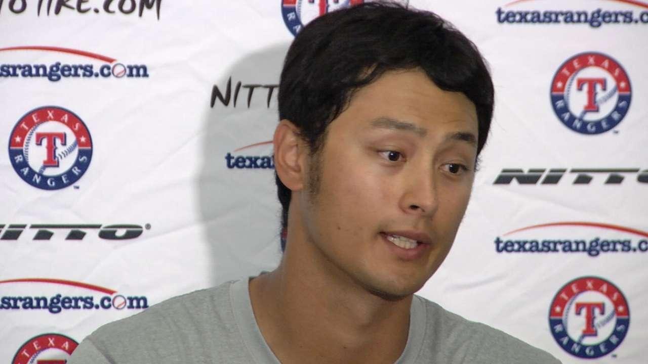 Profar's homer, Andrus' two-run single spark Rangers