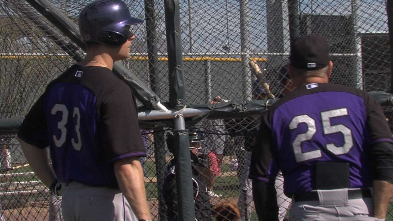 Doyle takes unconventional route to Rockies