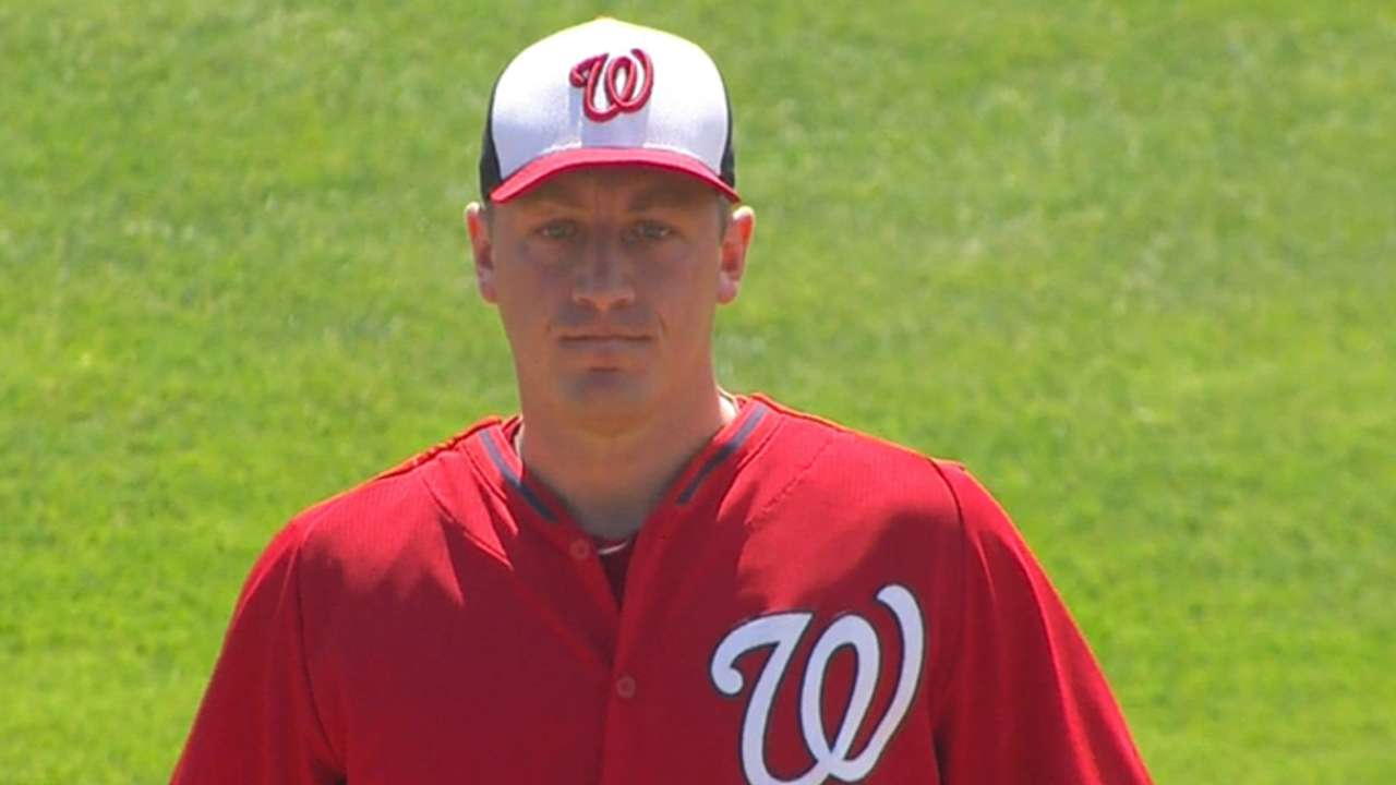 Perfect Zimmermann sets tone in win over Yankees