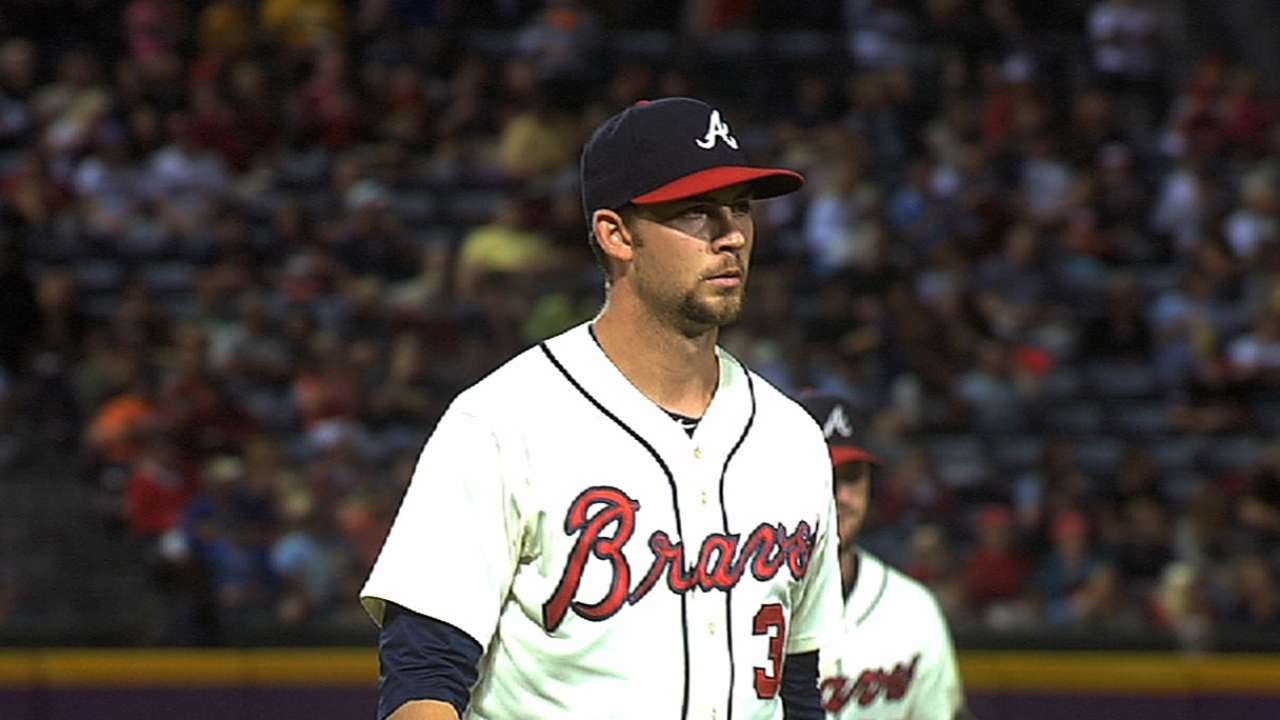 Braves proceed with caution as Minor recovers