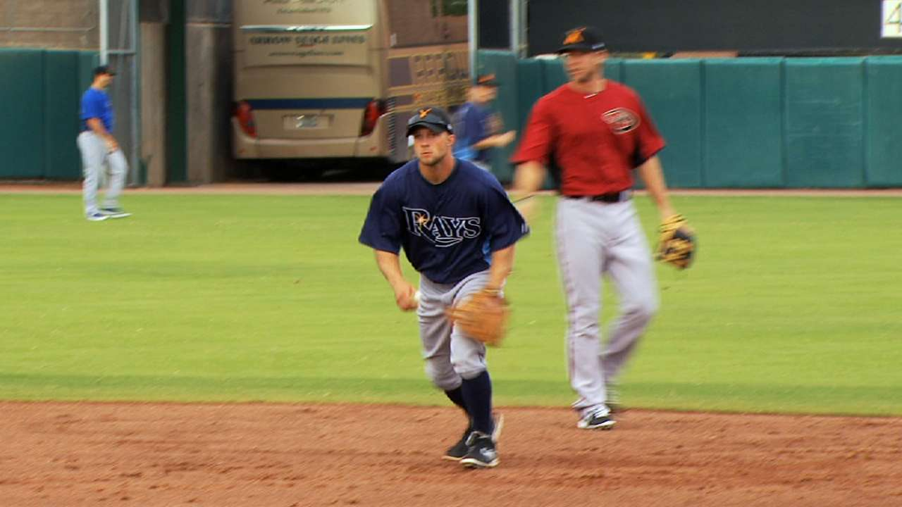 Brett a speedy second-base prospect with solid bat