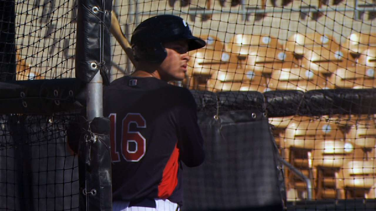 Twins' Kepler sparks four-run inning in Fall League play
