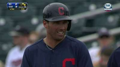 Indians make 'hard' decision to cut Francoeur