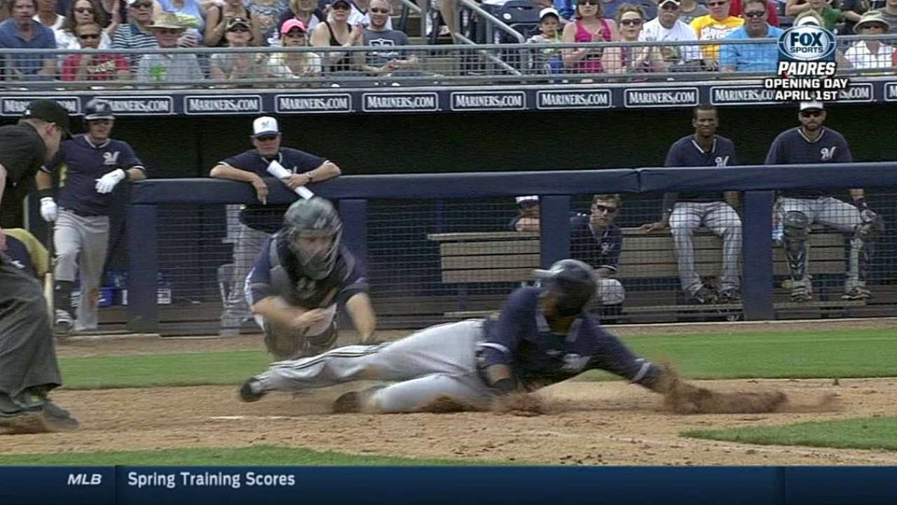 Bianchi, Gennett help their cause with RBI doubles