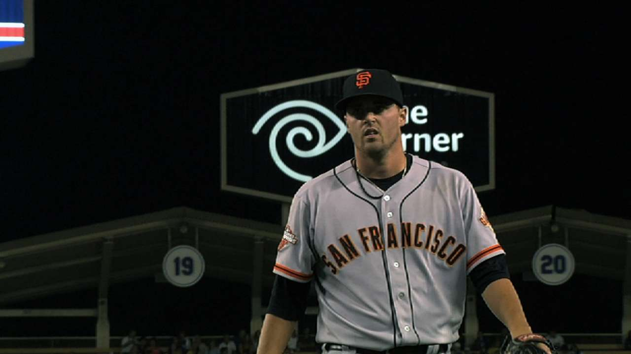 How do Giants' prospects fit San Francisco's needs?