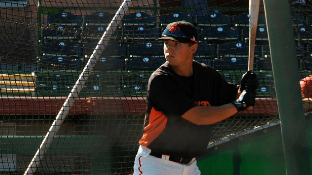 Giants prospects Panik, Kickham shine in Fresno win