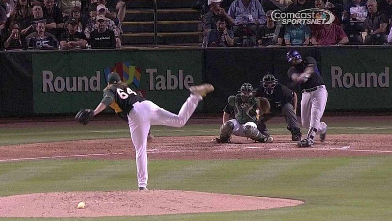 Rosario, T. Wheeler home runs among 15 hits