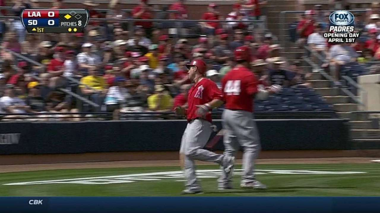 Skaggs shaky in four as Shuck goes 3-for-4