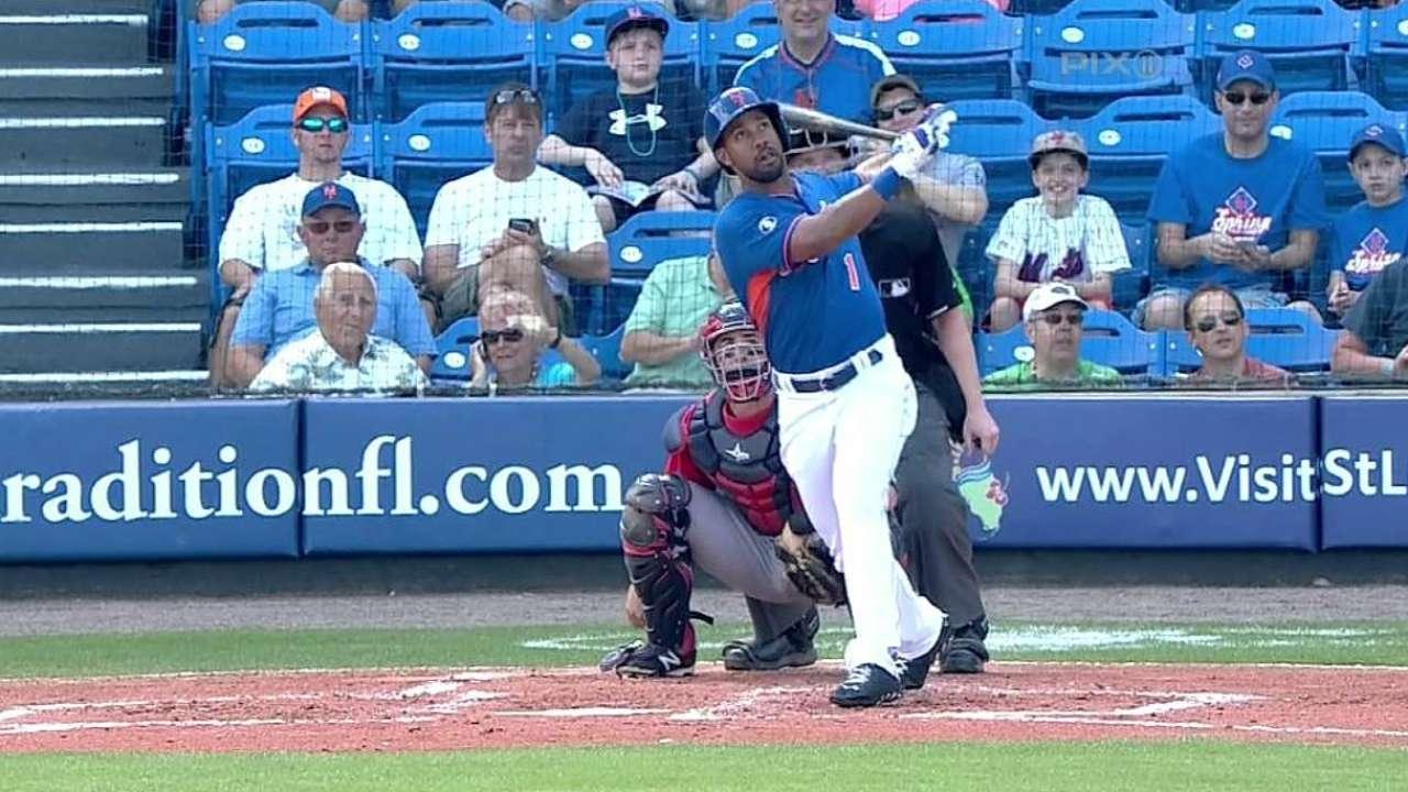 Chris Young jonronea en empate de Mets y Mellizos