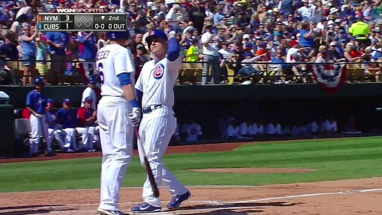 Rizzo unleashes power stroke, drives in three