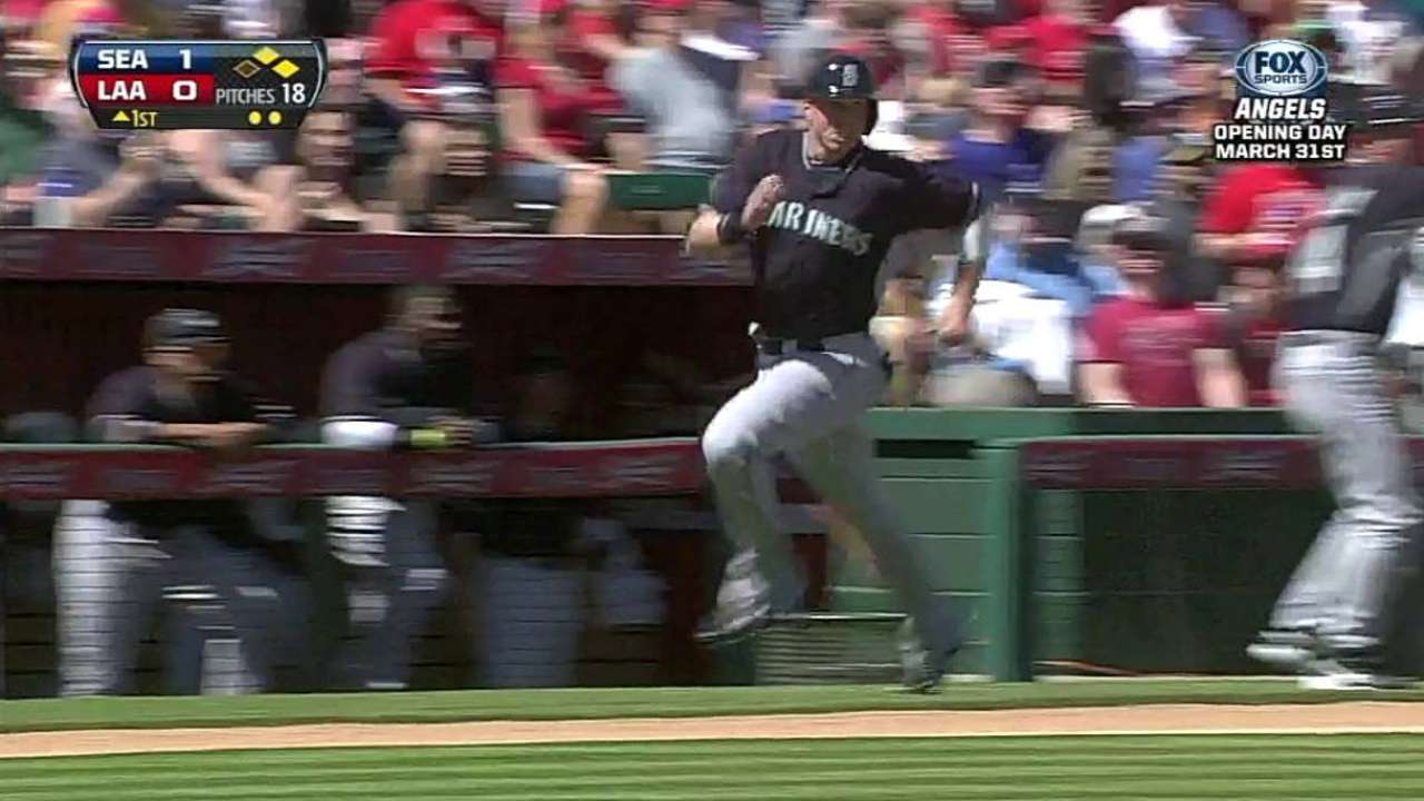 Different feeling has Ackley confident, ready for season