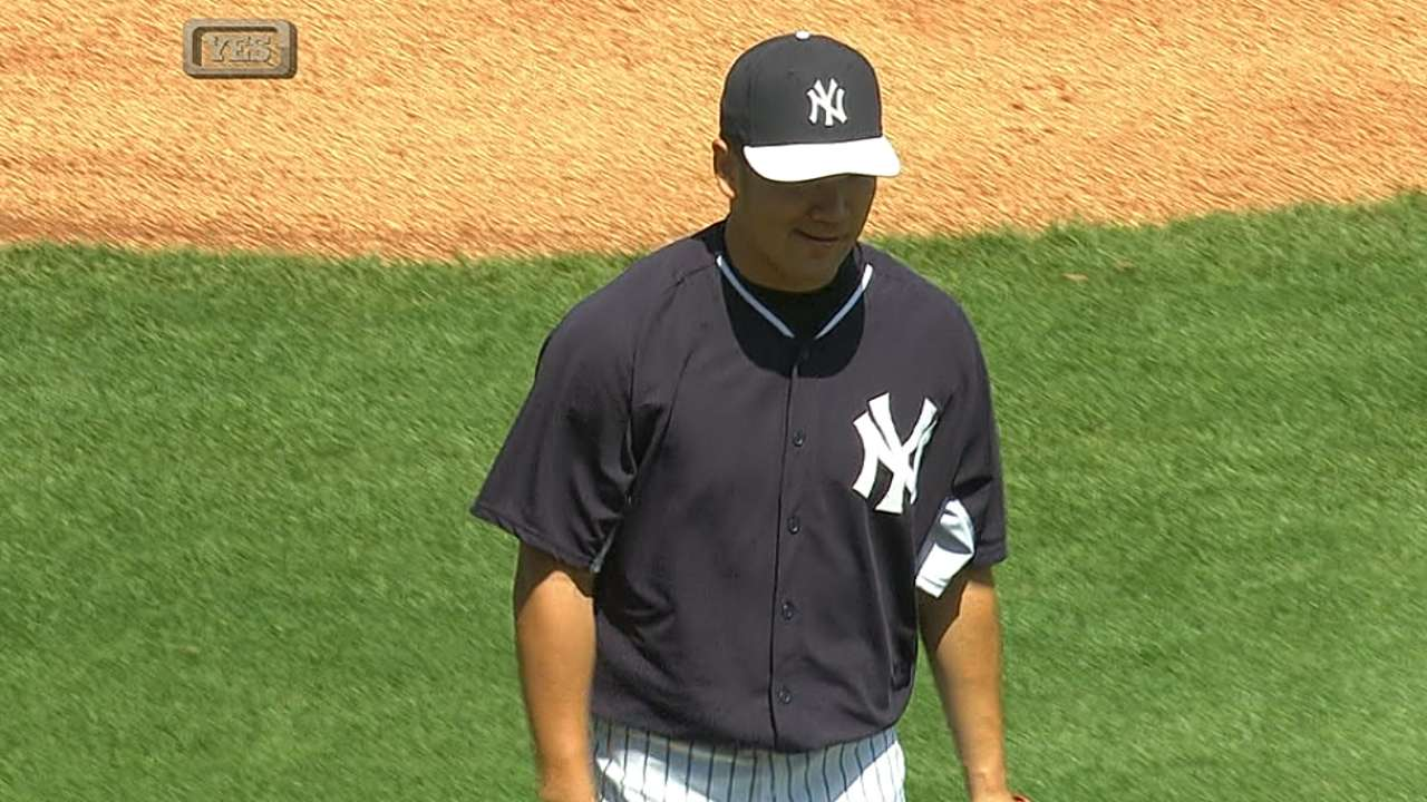 Tanaka's third start highlights today's spring action