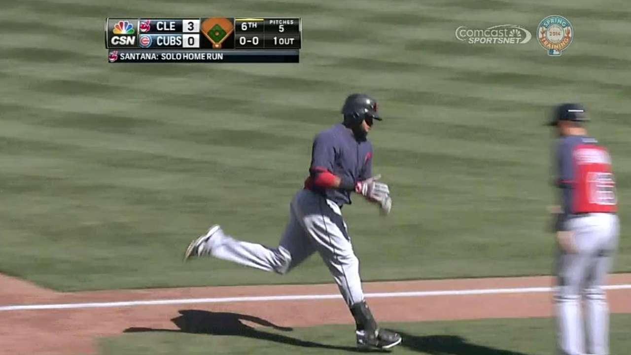 Masterson mows down Cubs