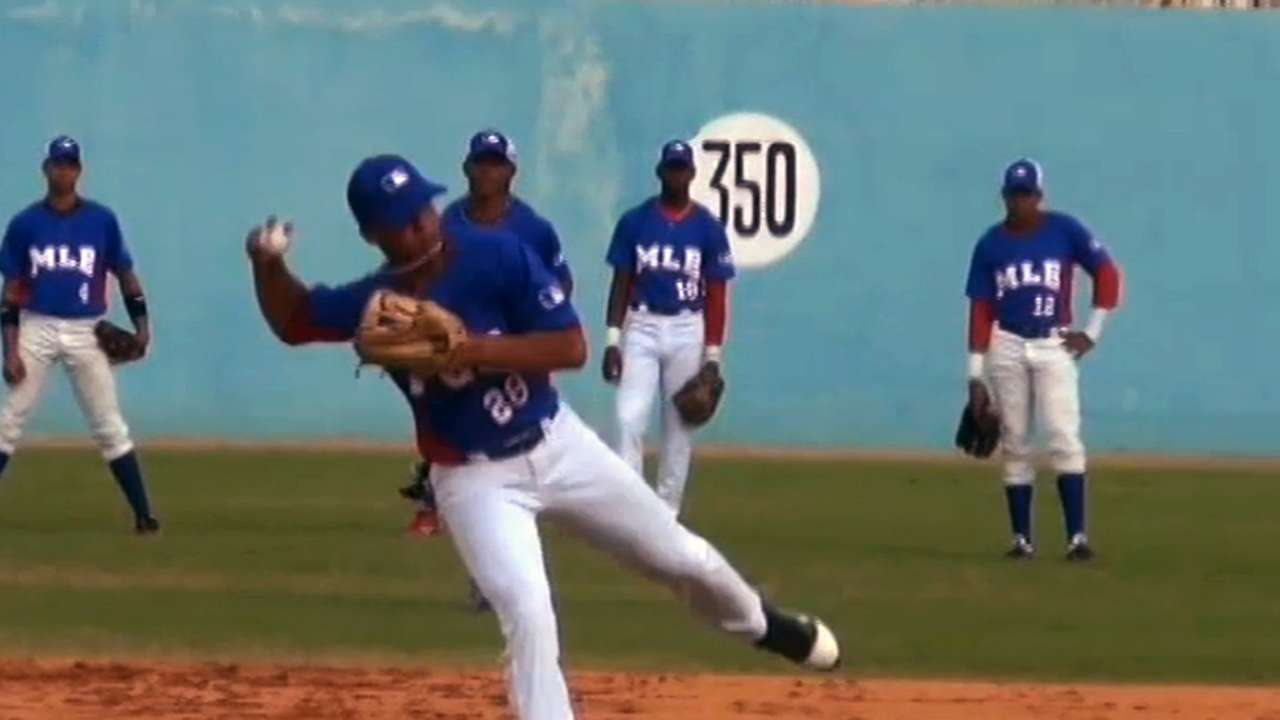 Top Prospects: Torres, CHC