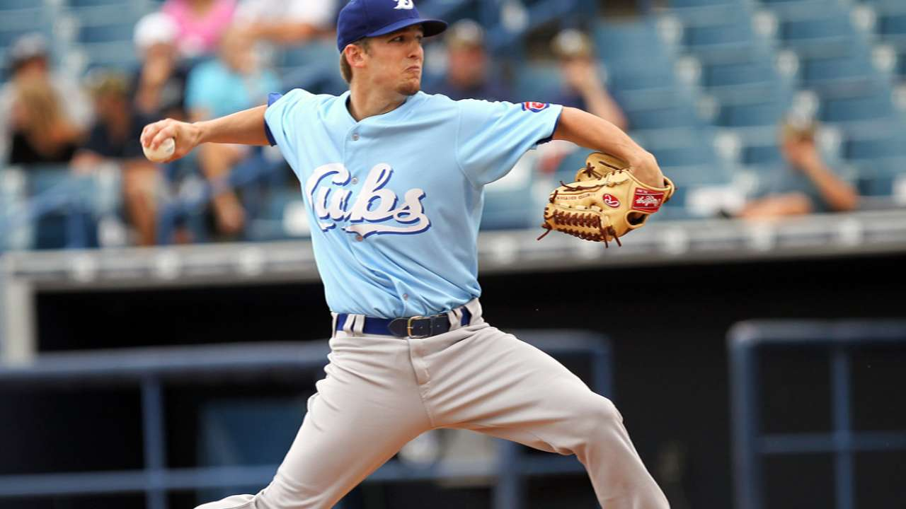 Smokies' Black tosses six no-hit frames