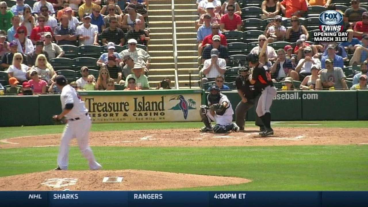 Opening Day 'just another game' for Nolasco