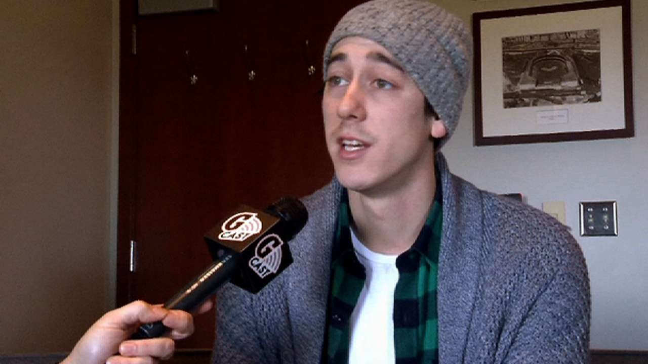 Lincecum learning to live without strikeouts