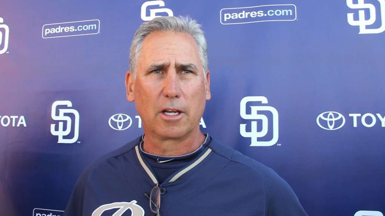 Days of decision coming for Padres