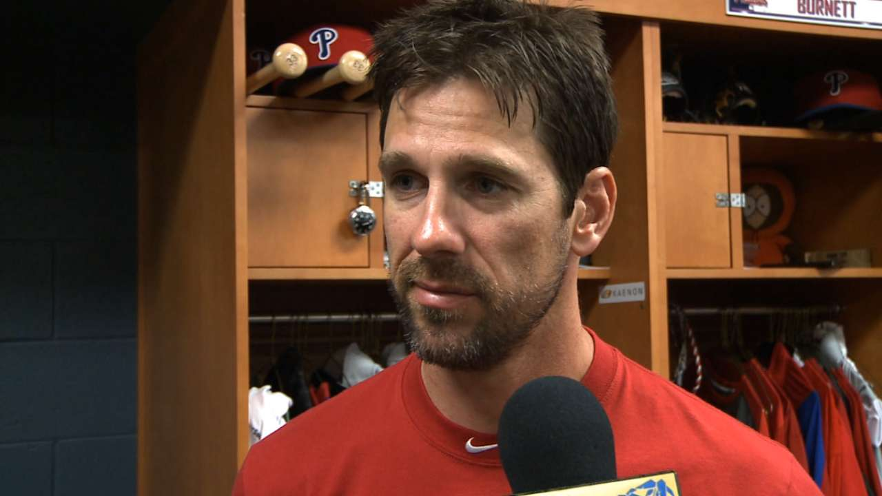 Lee focused on Phillies' opener vs. Texas, nothing else