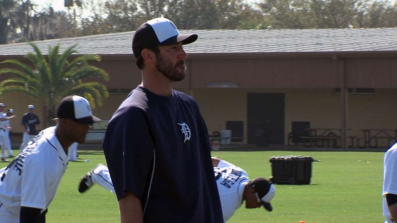Verlander begins quest to return to top form