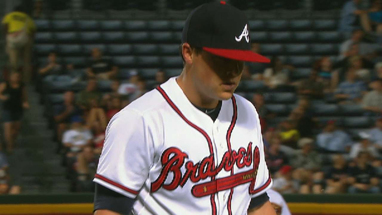 Braves' rotation out to prove doubters wrong again