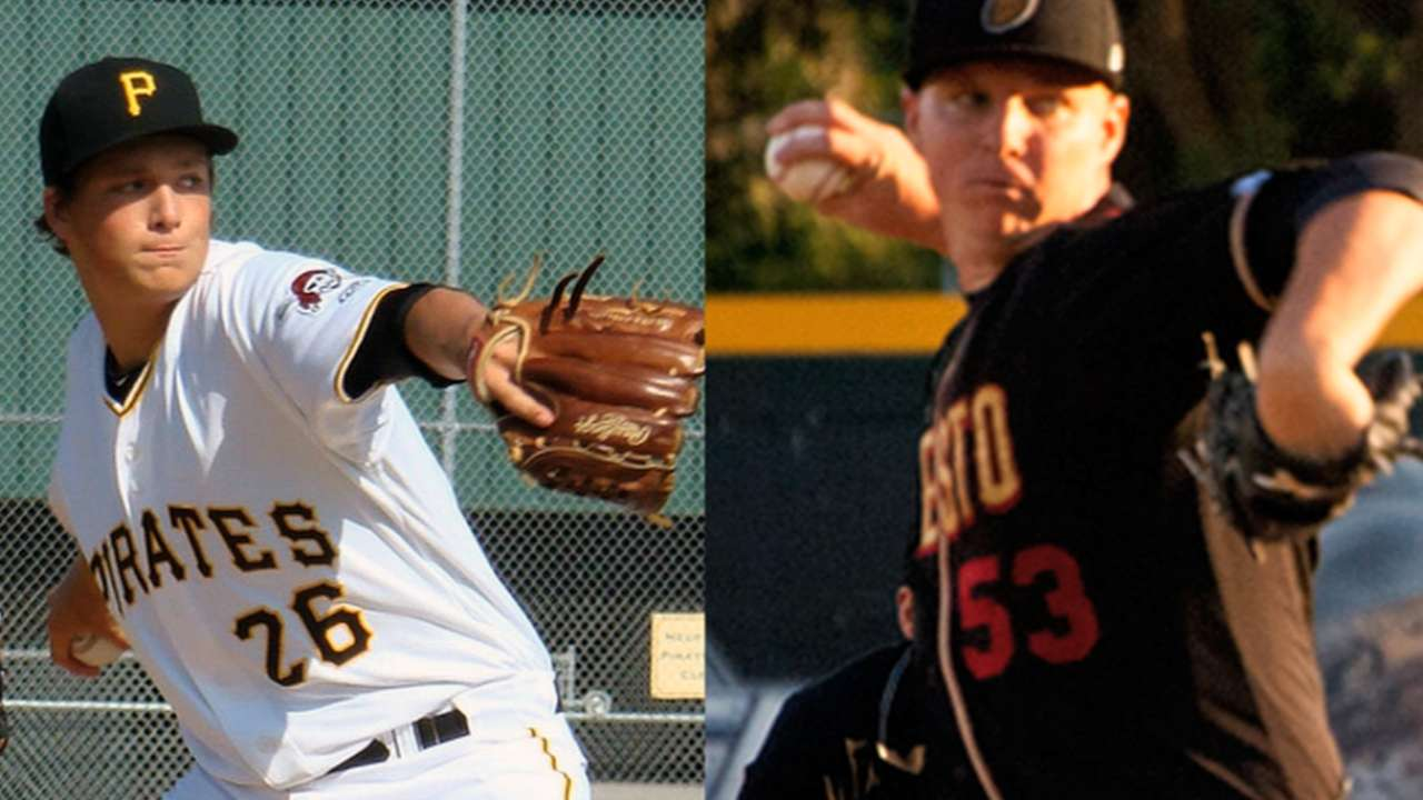 Pipeline Perspectives: Glasnow will be Minors' K king