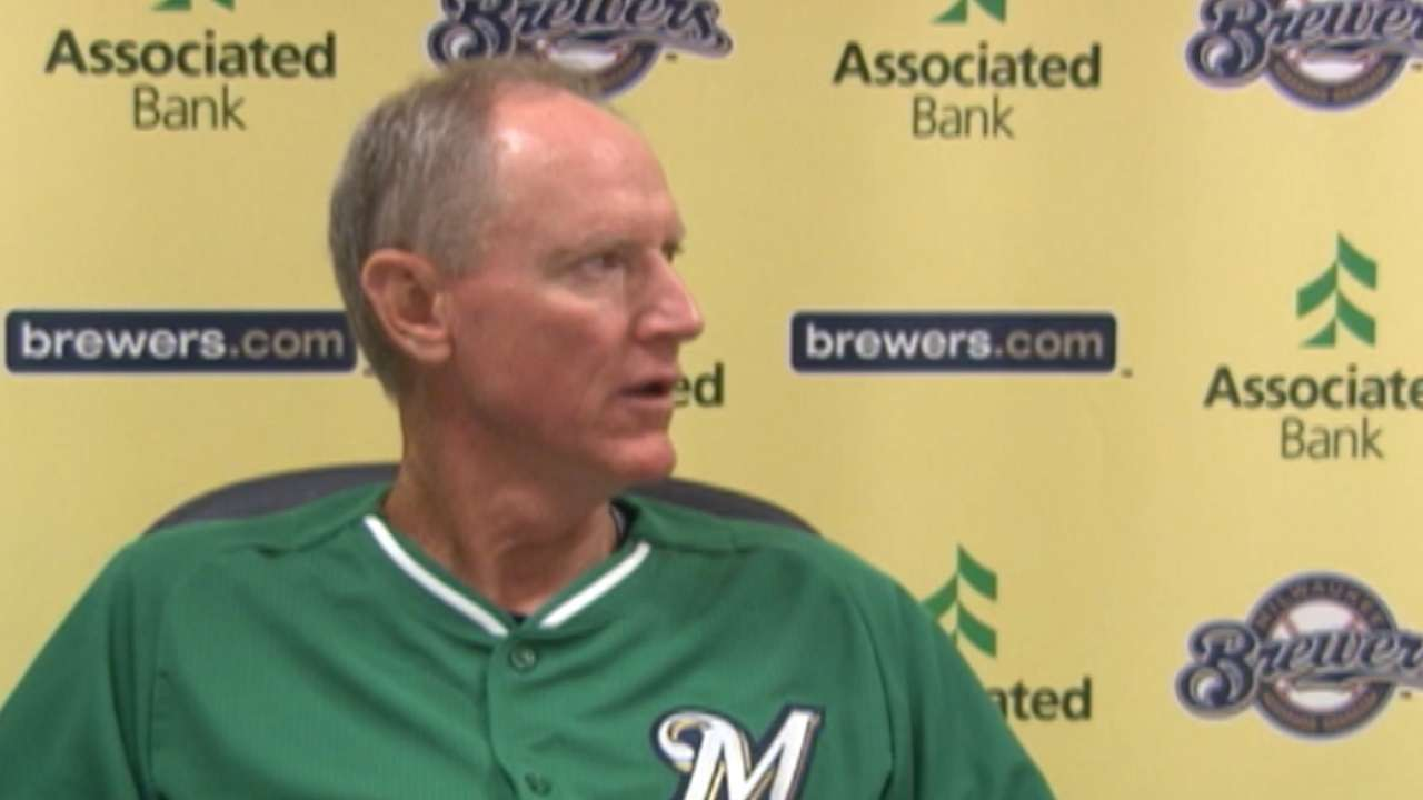 Who's on first? Brewers nearing decision